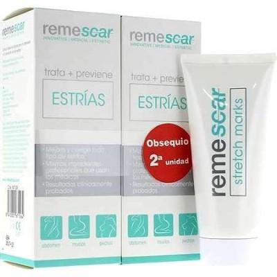 comprar REMESCAR REMESCAR ESTRIAS 100 ML 2X1 (DUPLO)