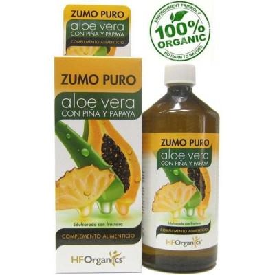 comprar Herbofarm ZUMO ALOE VERA, PIÑA Y PAPAYA PURO 1 LITRO