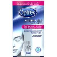 ACTIMIST 2 EN 1 SPRAY OCULAR PARA OJOS SECOS + IRRITADOS 10ML OPTREX