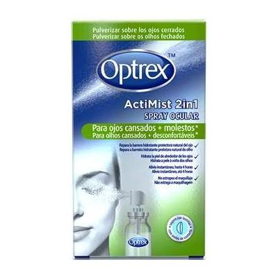 comprar Optrex ACTIMIST 2 EN 1 SPRAY OCULAR PARA OJOS CANSADOS