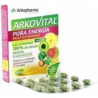 comprar Arkopharma ARKOVITAL PURA ENERGIA MULTIVITAMINAS 30