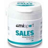 SALES MINERALES 25 CAPSULAS AMLSPORT