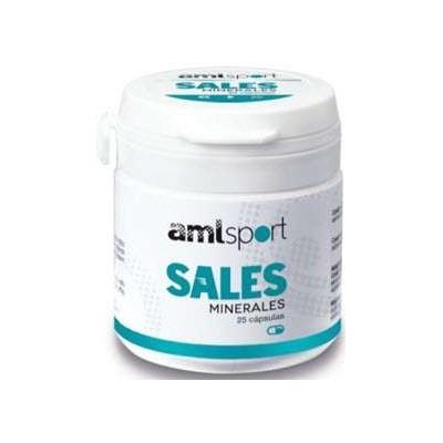 comprar AMLSPORT SALES MINERALES 25 CAPSULAS AMLSPORT