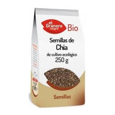 comprar El Granero Integral CHIA SEMILLAS BIO 250GR EL GRANERO