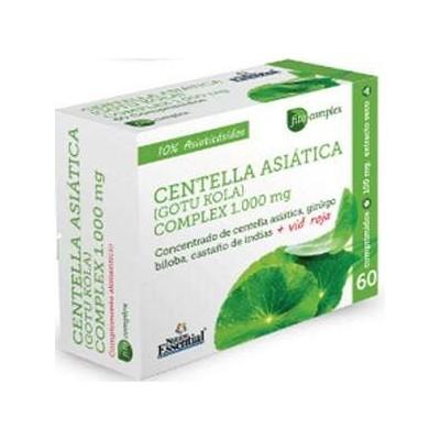 comprar Nature-Essential CENTELLA ASIATICA COMPLEX 1000MG 60