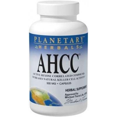 comprar PLANETARY-HERBALS AHCC 500MG 60 CAPSULAS PLANETARY