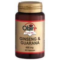 GINSENG y GUARANA 90 CAPSULAS OBIRE