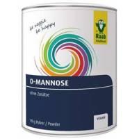 D-MANNOSE 100%PURO 90GR RAAB VITALFOOD