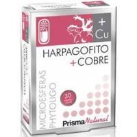 HARPAGOFITO + COBRE MICROSFERAS PHYTOLIGO 30 CAPSULAS PRISMA NATURAL