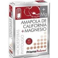 comprar Prisma-Natural AMAPOLA DE CALIFORNIA + MAGNESIO