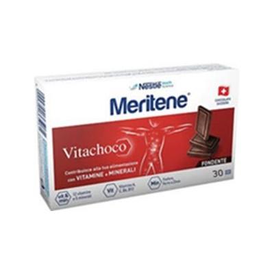 comprar MERITENE VITACHOCO 30 ONZAS DE CHOCOLATE NEGRO MERITENE