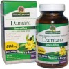 DAMIANA 800MG 90 CAPSULAS NATURES ANSWER