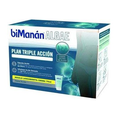 comprar Bimanan ALGAE TRIPLE ACCION BIMANAN