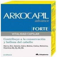 ARKOCAPIL ADVANCE FORTE 60 CAPSULAS ARKOPHARMA