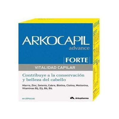 comprar Arkopharma ARKOCAPIL ADVANCE FORTE 60 CAPSULAS