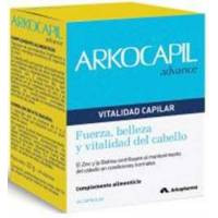 ARKOCAPIL ADVANCE 60 CAPSULAS ARKOPHARMA