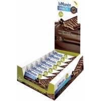 BIMANAN SIN GLUTEN CHOCOLATE NEGRO 15U. + 5 U. OBSEQUIO BARRITAS
