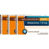 PACK 3u MELADISPERT MELATONINA FORTE 1.9MG
