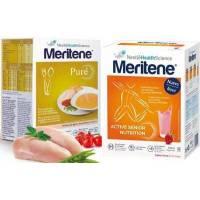 comprar MERITENE PACK MERITENE FRESA 15 SOBRES + MERITENE PURE