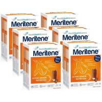 PACK 6 U. MERITENE CHOCOLATE 15 SOBRES