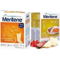 comprar MERITENE PACK MERITENE VAINILLA y MERITENE PURE BUEY
