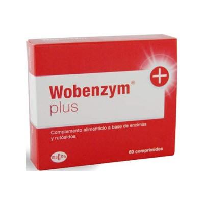 comprar Wobenzym WOBENZYM PLUS 60 COMPRIMIDOS
