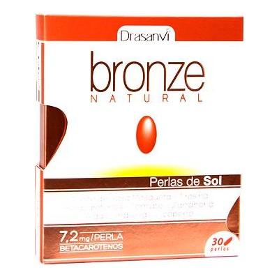 comprar Drasanvi BRONZE NATURAL 30 PERLAS BETACAROTENO