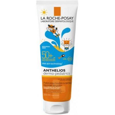 comprar LA-ROCHE-POSAY ANTHELIOS GEL DERMO-PEDIATRICS WET SKIN
