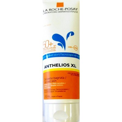 comprar LA-ROCHE-POSAY ANTHELIOS XL GEL WET SKIN SPF50 250ML LA