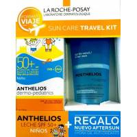 LA ROCHE-POSAY ANTHELIOS DERMO-PEDIATRICS FORMATO VIAJE LECHE SPF50 100ML + AFTER SUN 100ML