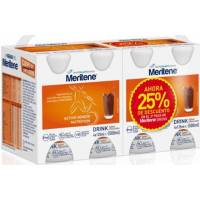 PACK 2U. MERITENE DRINK CHOCOLATE (8U)