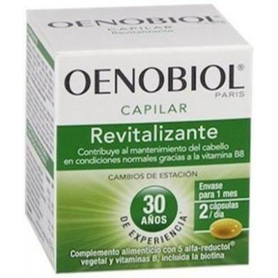 comprar OENOBIOL CAPILAR REVITALIZANTE 60 CAPSULAS