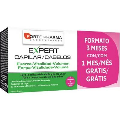 comprar Forte-Pharma EXPERT CAPILAR 3x28 Fortalece tu Cabello