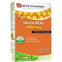 COMPRAR JALEA REAL 2000 MG FORTEPHARMA 20 AMPOLLAS