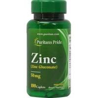 comprar ZINC 50MG 100CAPSULAS PURITAN