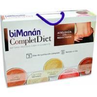BIMANAN COMPLET DIET 15 BATIDOS COCTELERA