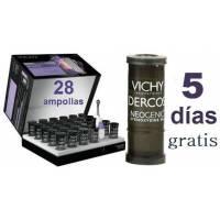 comprar NEOGENIC-DERCOS VICHY NEOGENIC DERCOS 28 AMPOLLAS + 10