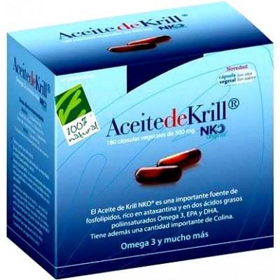 comprar ACEITE DE KRILL NKO 180 COMPRIMIDOS 500 MG