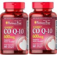 COMPRAR  Q10  600MG COENZIMA 60 CAPSULAS la mejor del mercado 100% Pure