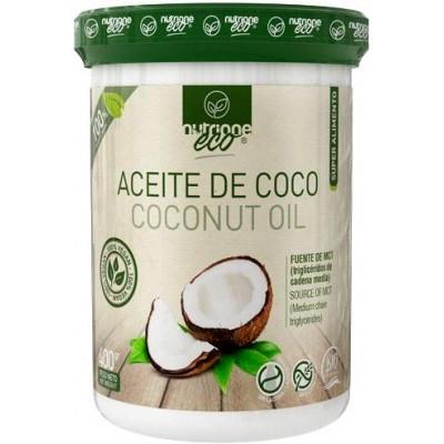 COMPAR ACEITE DE COCO VIRGEN BIO 350ML NUTRIONE el mejor aceite ecologico