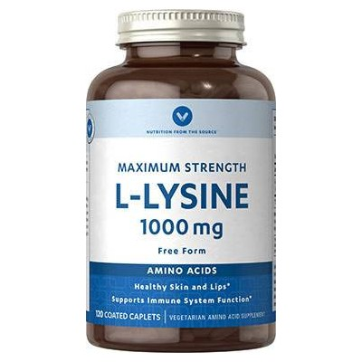 comprar L-LISINA 1000 MG 120 COMPRIMIDOS VITAMIN WORLD