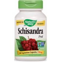 SCHISANDRA 580MG 100 CAPSULAS NATURE´S WAY