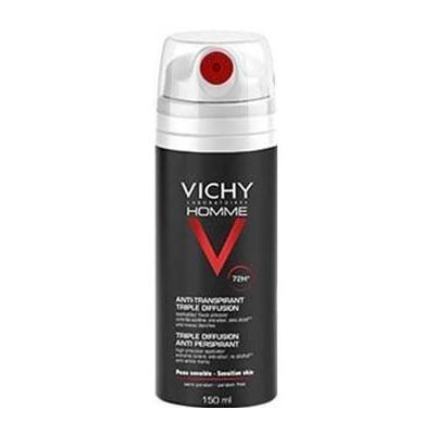 comprar VICHY HOMME ANTITRANSPIRANTE TRIPLE DIFUSION 150ML
