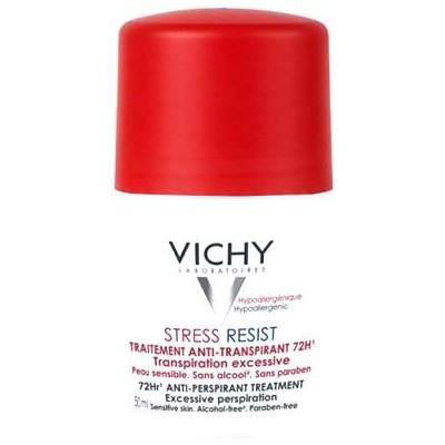 comprar DESODORANTE STRESS RESIST TRATAMIENTO INTENSIVO ANTI-TRANSPIRANTE 50ML VICHY