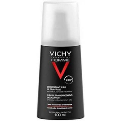 comprar VICHY HOMME DESODORANTE 24H ULTRA FRESCO 100ML