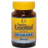 GUARANA 600 MG 50 CAPSULAS NATURE ESSENTIAL