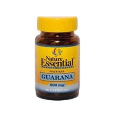 comprar Nature-Essential GUARANA 600 MG 50 CAPSULAS NATURE