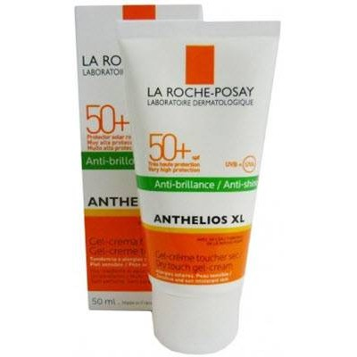 comprar ANTHELIOS XL 50+ GEL CREMA TOQUE SECO 50ML LA ROCHE POSAY