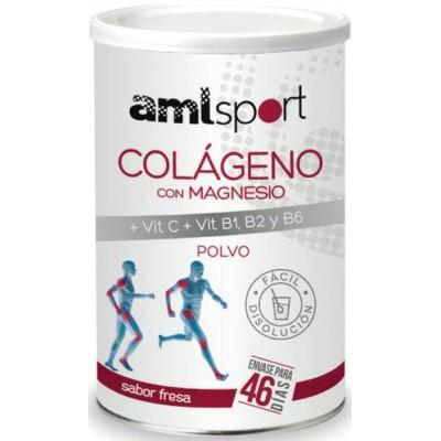 comprar COLAGENO CON MAGNESIO AMLSPORT 350GR ANA MARIA LA JUSTICIA