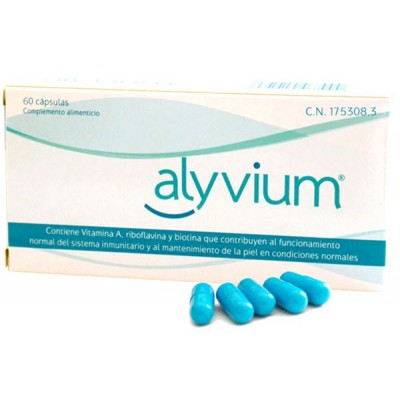 COMPRAR ALYVIUM 60 CAPSULAS